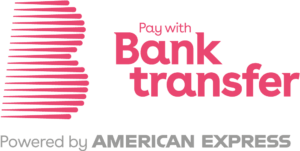 Pay with Bank transfer